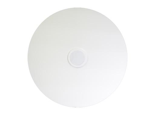 PROLIGHTS • Disque métal blanc avec aimant additionnel pour série TABLED ø 400mm