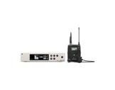 SENNHEISER • Système sans fil, micro cravate statique cardioïde ME4, série G4-audio