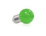 LED sphérique guirlande verte 1W 230V E27-lampes