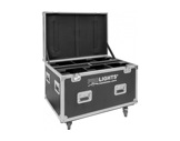 PROLIGHTS • Flight case pour 6 stroboscopes SUNBLAST-eclairage-spectacle