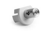 ESL • Embout électrique conducteur pour profilé gamme PDS O XL-accessoires-de-profiles-led-strip