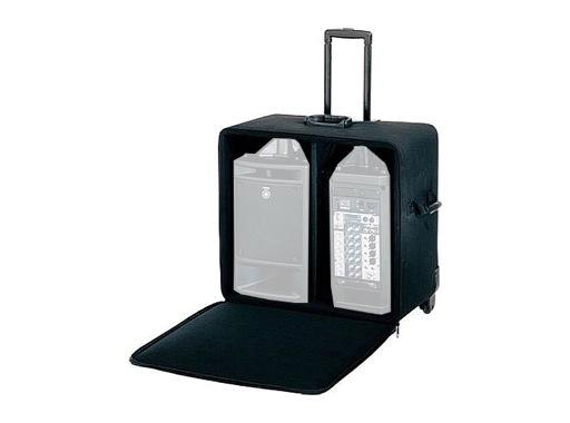 YAMAHA • Valise de transport pour Stagepas 400BT, avec roulettes