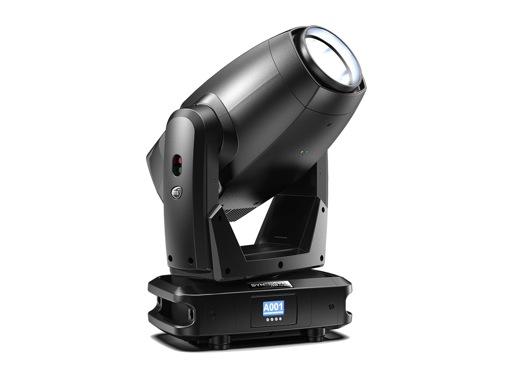 Lyre asservie spot LED à couteaux SYNERGY 5 PROFILE DTS 420 W