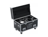 PROLIGHTS • Flight case pour 4 projecteurs ECLIPSEFRESNEL-eclairage-spectacle
