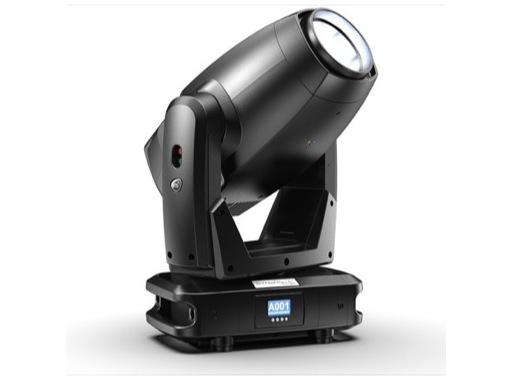 Lyre asservie spot LED SYNERGY 5 SPOT CMY DTS 420 W
