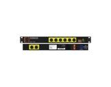 ENTTEC • Switch Ethernet Gigabit HYPERION HP1-81 8 x etherCON-controle