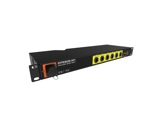 ENTTEC • Switch Ethernet Gigabit HYPERION HP1-82F 8 x etherCON + 1 x opticalCON-ethernet--art-net--dmx