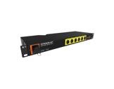 ENTTEC • Switch Ethernet Gigabit HYPERION HP1-82F 8 x etherCON + 1 x opticalCON-controle