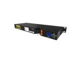ENTTEC • Switch Ethernet Gigabit HYPERION HP1-82R 8 x etherCON + 1 x opticalCON-controle