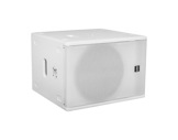 """DAD • ARK112SA SUB amplifié blanc 1 x 12"""" pour colonne DAD001WH, DAD002WH ARK-enceintes"""