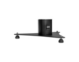 DAD • ARKBASE base métal noire pour colonne DAD002, DAD001 série ARK-audio