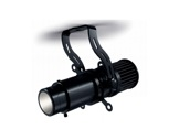 Cadreur ARTEMIO PROFILE LED 1 x 25 W 4 000 K noir (sans optique) • DTS-cadreurs-et-projections-gobos