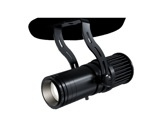 DTS • Projecteur Fresnel ARTEMIO LED 1 x 25 W 3 000 K zoom 14 - 42° noir-eclairage-archi-museo
