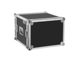 "Flight case • Tradition 19""- 6U capot avant /arriere, profondeur 460mm-flight-cases"
