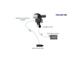 FOLLOW-ME • Kit caméra + accroche + convertisseurs pour logiciel FOLLOW-ME-controle