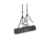 GRAVITY • Set 2 pieds d'enceinte et sac de transport-audio