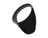 CLS • JADE EXPO 1/2 Cône anti halo noir (int.blanc)-alimentations-et-accessoires