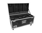 PROLIGHTS • Flight case pour 4 STARKBLADE8-eclairage-spectacle