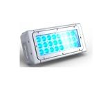 DTS • Projecteur BRICK ARC Full RGBW 24 x 20 W IP65 8 ° (sans alim) blanc-eclairage-archi--museo-