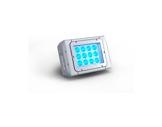 DTS • Projecteur MINI BRICK ARC Full RGBW 12 x 20 W IP65 8 ° (sans alim) blanc-eclairage-archi-museo