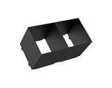 CLS • Cône anti halo noir pour gamme REVO XL-alimentations-et-accessoires