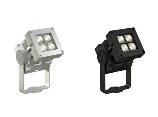 CLS • Projecteur wash LED REVO COMPACT IP67 4 x 2,5 W