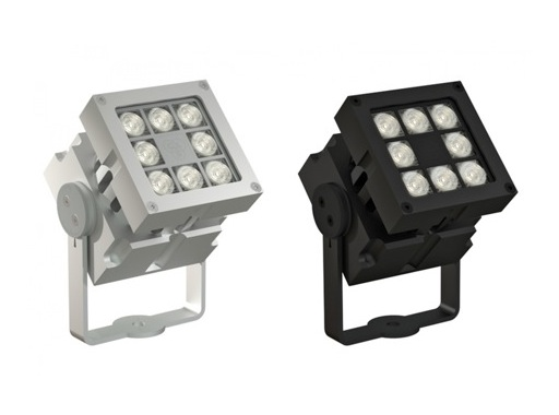 CLS • Projecteur wash LED REVO STANDARD IP67 8 x 2,5 W