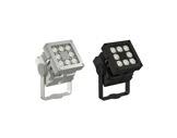 Projecteur wash LED IP67 REVO STANDARD 8 x 2,5 W • CLS-projecteurs-en-saillie