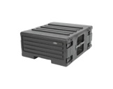 "SKB • Rolling Roto Rack 19"" - 4U - profondeur de rail à rail 450 mm + trolley-flight-cases"