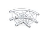 Structure quatro angle 90° courbe - M290 QUICKTRUSS-quatro