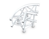 Structure quatro angle 90° courbe 3 directions - M290 QUICKTRUSS-structure-machinerie