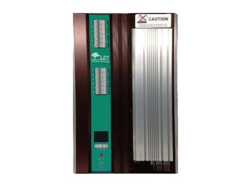LSC • Gradateur LDT spécial installation LED 12 x 10A sorties sur borniers à vis