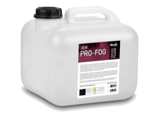 JEM • Liquide fumée PROFOG haute densité bidon de 9.5 L