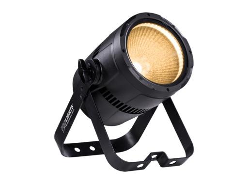 Projecteur PAR LED STUDIOCOB PROLIGHTS 100 W blanc chaud 3 100 K finition noire