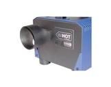 LOOK • Adaptateur conduit de déport Ø63mm pour VIPER S-accessoires