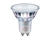 Lampe LED GU10 6,2W 230V 4000K 36° 610lm 25000H gradable IRC90 • PHILIPS-lampes-led