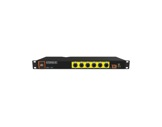 ENTTEC • Switch Ethernet Gigabit HYPERION HP1-83F 8 x etherCON + 1 x SFP-ethernet--art-net--dmx