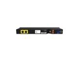 ENTTEC • Switch Ethernet Gigabit HYPERION HP1-83R 8 x etherCON + 1 x SFP-controle
