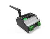 ENTTEC • DINTEC récepteur DMX sans fil CRMX format rail DIN-controle