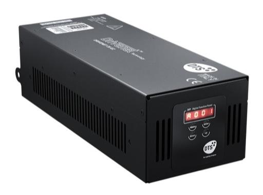 DTS • Alimentation DRIVENET 28 EZ 48 VDC 2 sorties sur bornier, 8 circuits