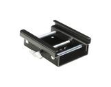 Griffe noire pour Chapiteau Charge 150kg, M10, M12, M14