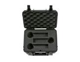 OC • Valise étanche avec mousse pour 3 micros 250 x 175 x 95 int -flight-cases