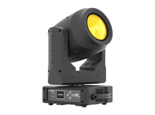 Lyre Wash asservie PIXIE WASHXB, LED Full RGB+WW 280 W zoom 6-45° • PROLIGHTS