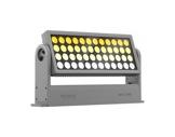 Dalle à LEDs IP66 ARCPOD48Q 48 x 10 W Full RGBW • ARCHWORK-projecteurs-en-saillie