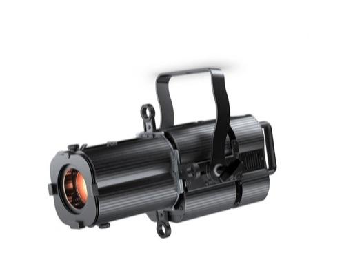 DTS • Découpe PROFILO LED 120 HQS Full RGBA 120 W zoom 20 / 38 °