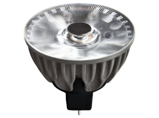 Lampe LED MR16 Brilliant 9W 12V GU5,3 3000K 36° 590lm 25000H IRC85 • SORAA