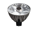 Lampe LED MR16 Brilliant 9W 12V GU5,3 3000K 36° 590lm 25000H IRC85 • SORAA-lampes-led
