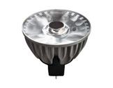 Lampe LED MR16 Brilliant 9W 12V GU5,3 3000K 36° 590lm 25000H IRC85 • SORAA-lampes-led