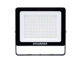Projecteur noir Flood Light Slim Led 70W blanc chaud 6300lm IP65-projecteurs-en-saillie