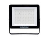 Projecteur noir Flood Light Slim Led 100W blanc neutre 9500lm IP65